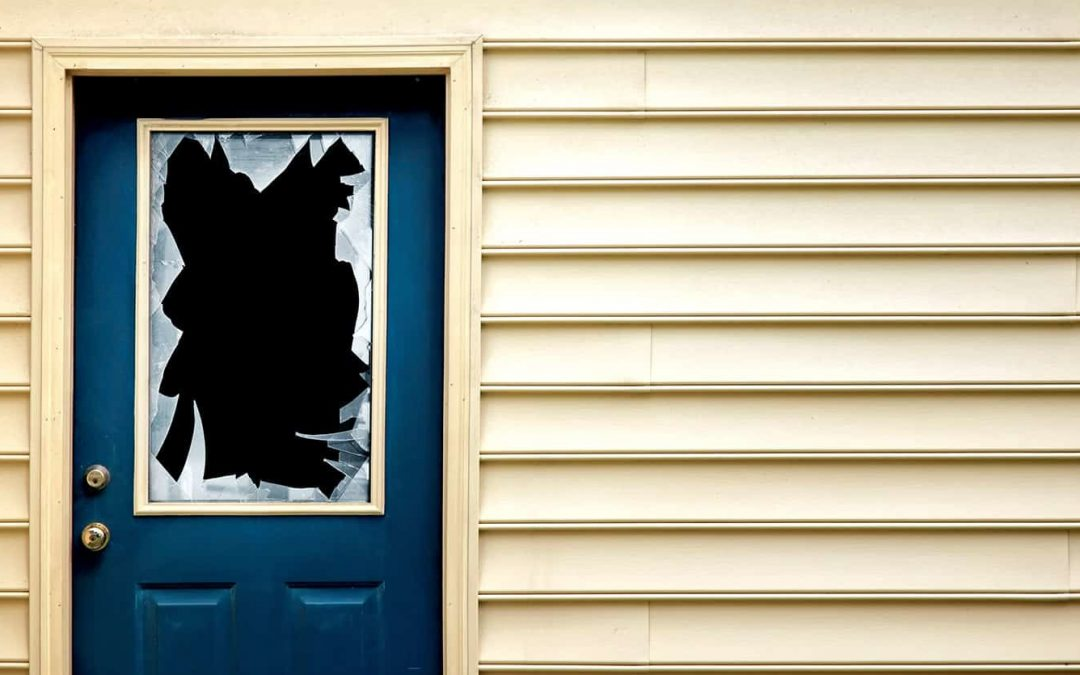 What To Do After Your House Has Been Robbed